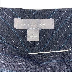 Ann Taylor blazer pant set suit size 6